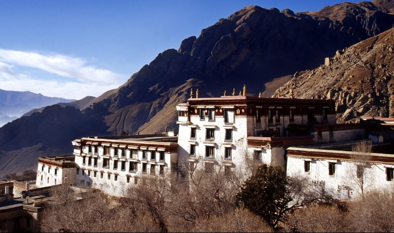 Monastère Drépung