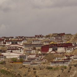 Monastère de Ganden