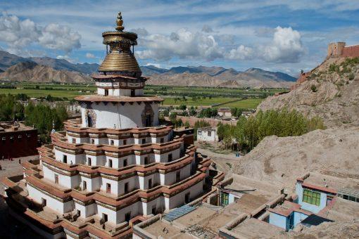 Gyantse-circuit-tibet